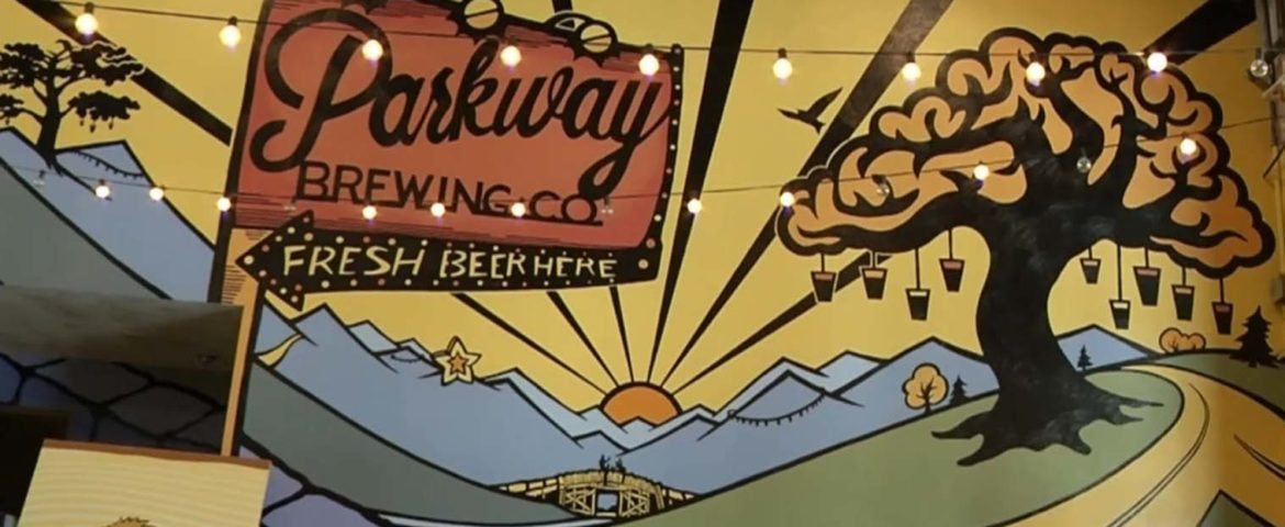 Parkway brewing music